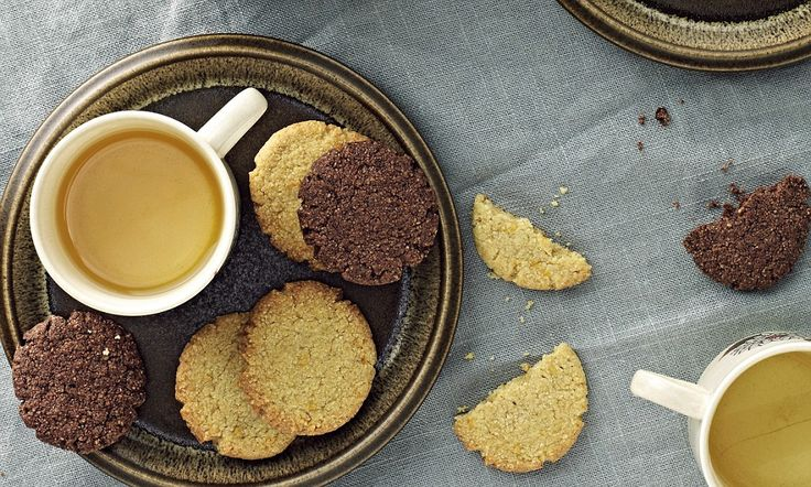 """Food: Simply sweet biscuits by Sarah Wilson """"I quit sugar""""."""