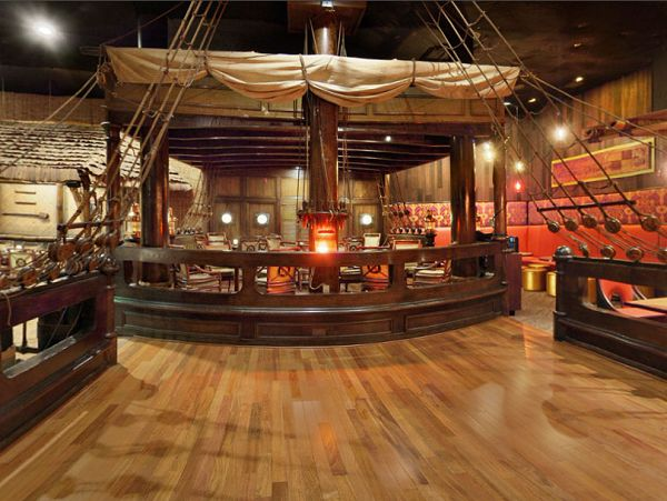 The Tonga Room And Hurricane Bar Design In Fairmont Hotel San Francisco Comfortable Home