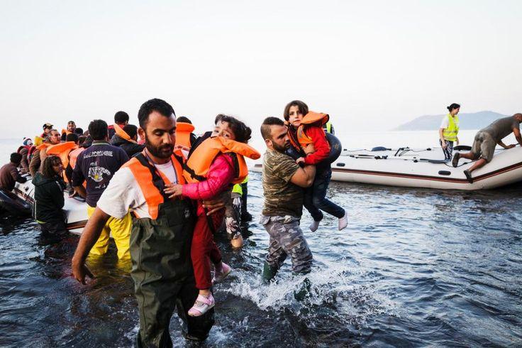 Leaving Home: A Series Exploring the International Refugee Crisis #CrisisRelief #Refugee
