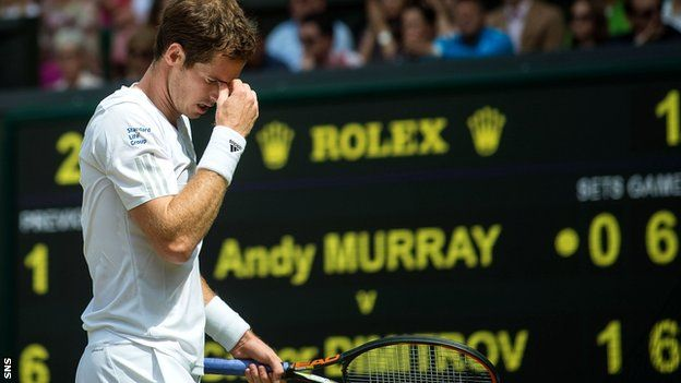 Andy Murray: British number one 10th in ATP world rankings