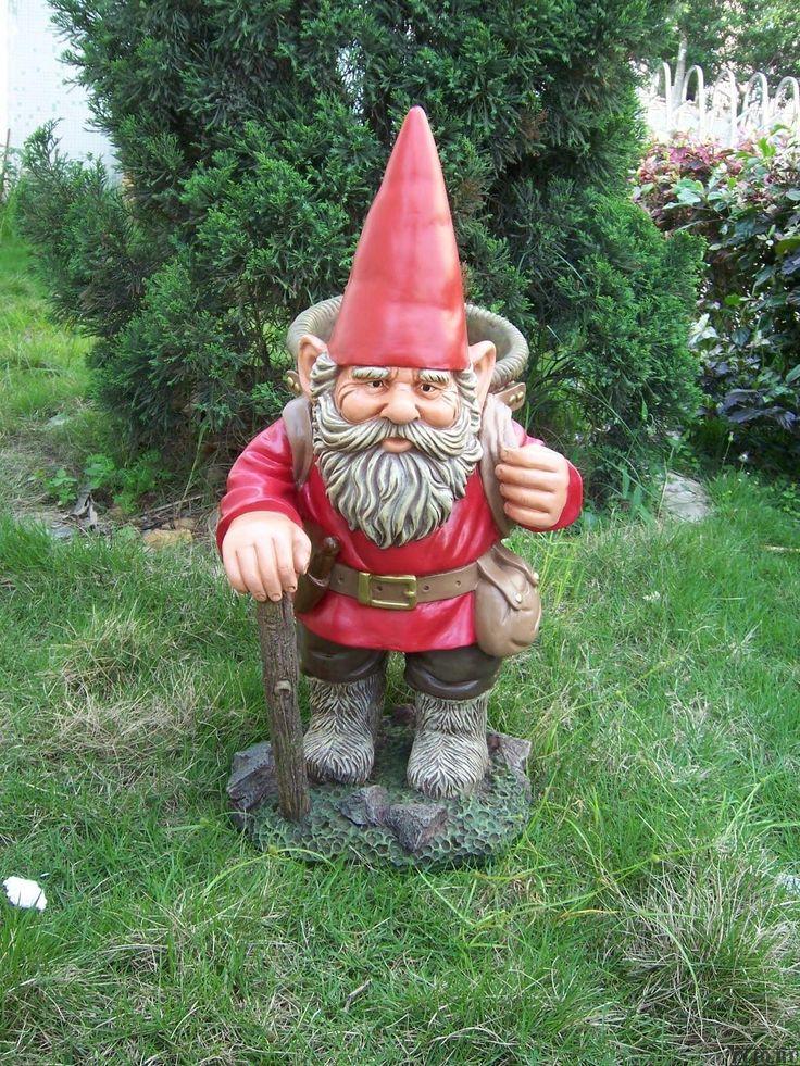 Gnome In Garden: 「Yard Gnomes」のおすすめアイデア 25 件以上