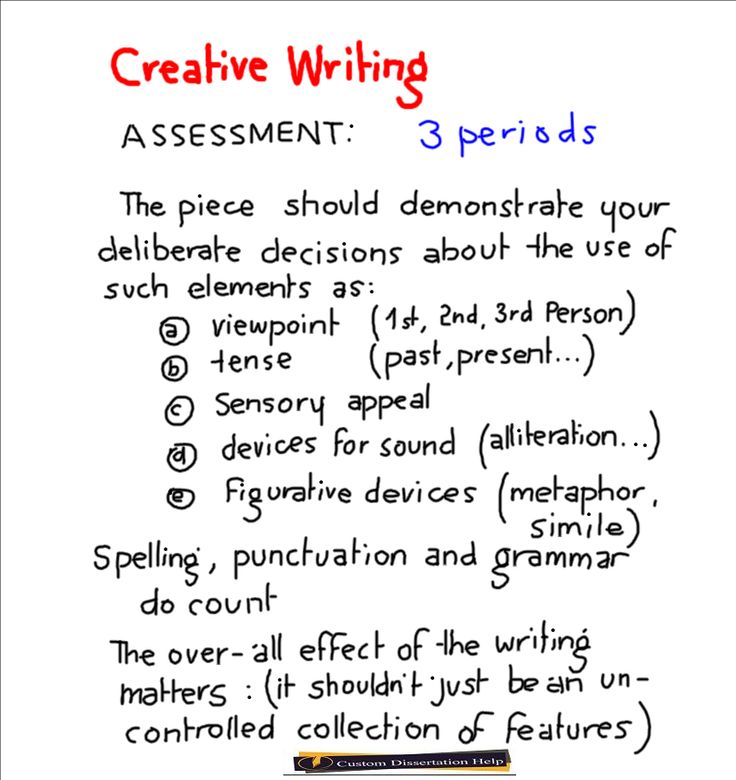 the creative writing my problems Take a look at these common creative writing mistakes and see which  and  every time you resolve a problem in your writing, you become a better writer   for example, i am taking my car to the shop tomorrow, so i won't be.