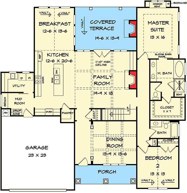 House plans over 1800 sq ft for 1800 sq ft house plans open concept