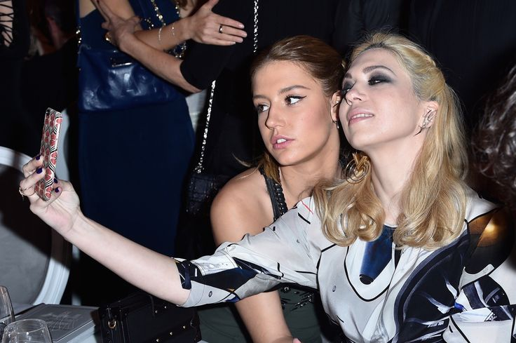 Adèle Exarchopoulos and Camille Seydoux: strike a pose