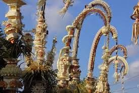 Bali Free Information: Penjor | Balinese Tradition