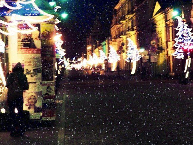 #piotrkowska#snowy