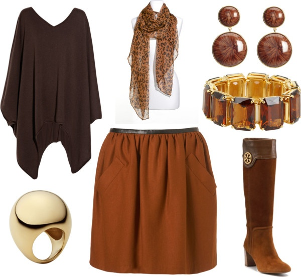 """""""Warm Autumn Outfit Idea 2"""" by jeaninebyers on Polyvore"""