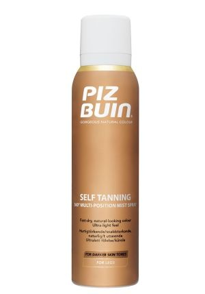 Piz Buin SelfTan Spray dark