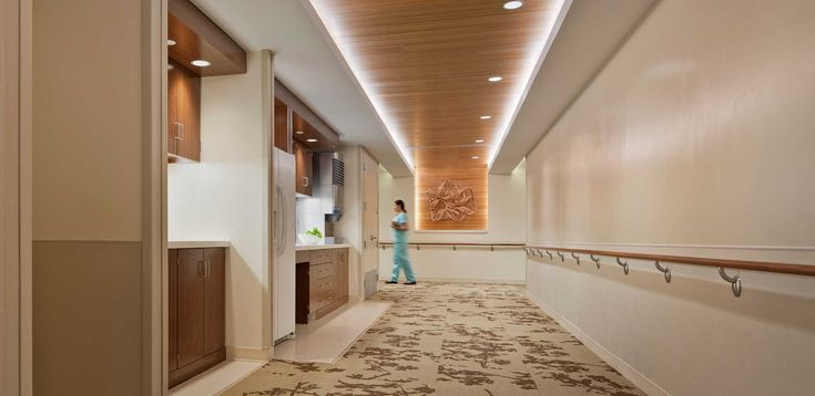 North Shore Long Island Jewish Medical Center - Shaw Contract   Shaw Hospitality