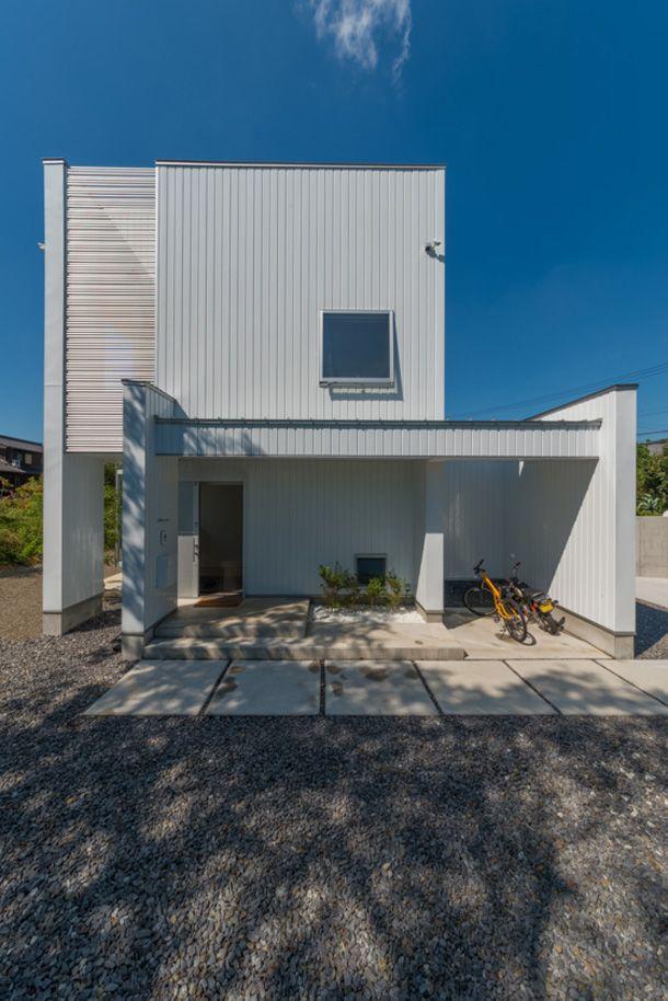 畑が広がる開放的な家・間取り(愛知県碧南市) | 注文住宅なら建築設計事務所 フリーダムアーキテクツデザイン