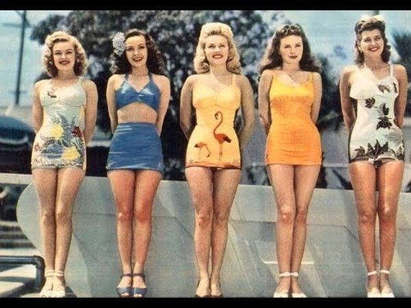 A Tribute to 1940's Fashion (18 Photos) - Old Photo Archive - Vintage Photos and Historical Photos