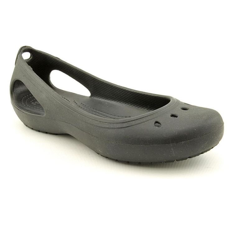 Crocs Women's 'Kadee Flat' Casual Shoes