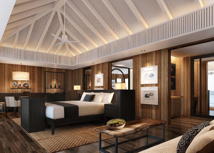 - Verfrissend Luxe Resort: Conrad Bora Bora Nui - Manify.nl