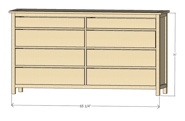 Shaker sideboard plans woodworking projects plans for Shaker bed plans