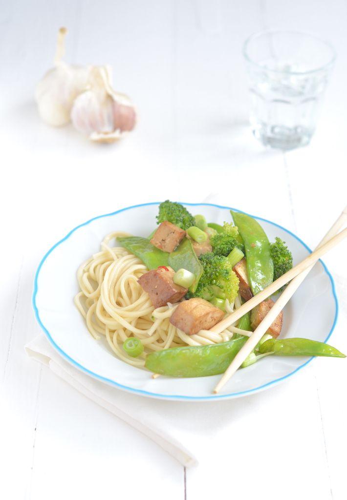 FRESH & EASY: TOFU KETJAP (recept paulines keuken)