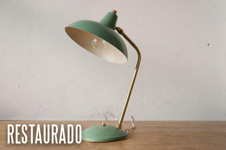 Lámparas Restauradas / El Taller de Radios