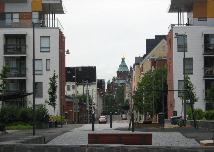 Kruunuvuorenkatu, Katajanokka, Helsinki