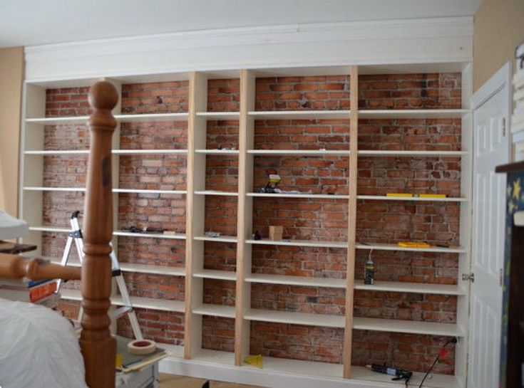 96 Best Images About Library Shelves Home Library