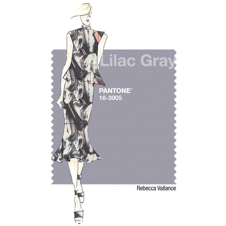 Inspiration Our palette was inspired by classic film noir and '90s pop culture. We have drawn the Blacks, Charcoals and pale Whites from the iconic theater and spliced them with bold splashes of color often found in '90s music videos. - Rebecca Vallance --- #FashionColorReport #SS16 #NYFW
