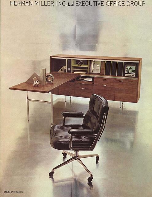 Herman Miller Brochure (1966)