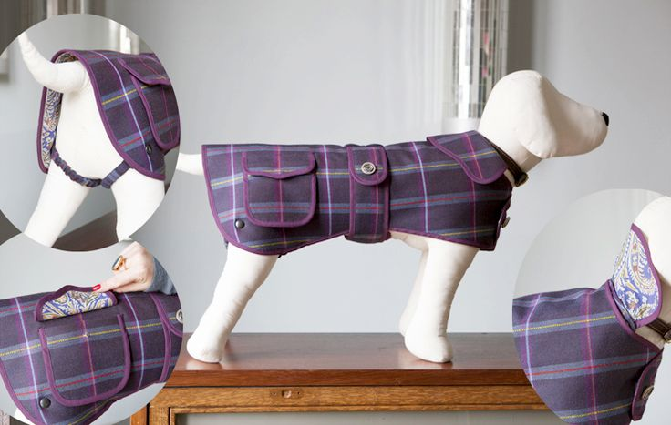 the dogs coat has become the trendiest outfit for your beloved furry friends. While deciding to go for the coat apparels for your large dogs a question would arise what kind of coat patterns will be the best to fit their body size?