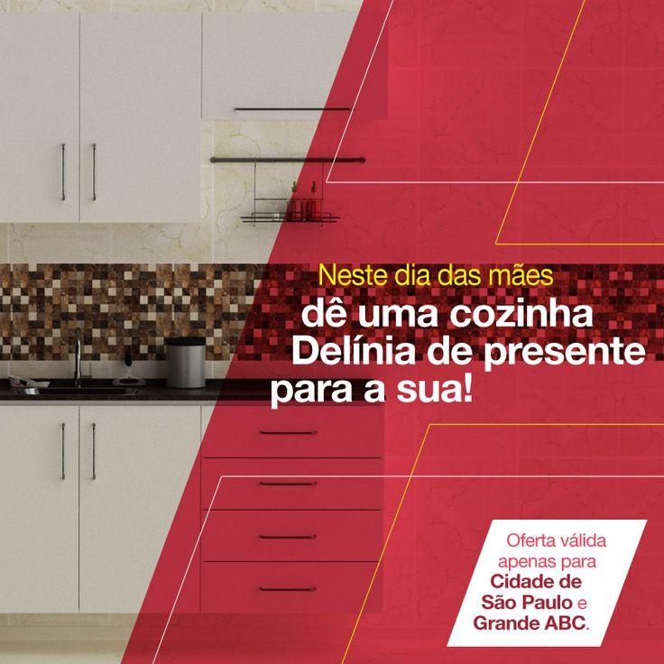 Cozinha pré-modulada em 10X de R$ 219,99   Leroy Merlin