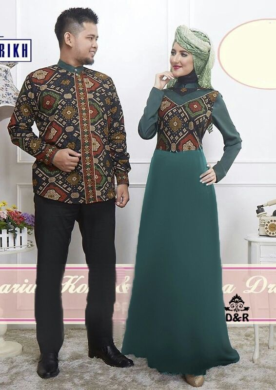 Batik Couple Model Baju Batik Kebaya Muslim Muslim Fashion Hijab Fashion