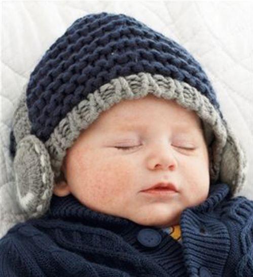 Headphones Crochet Hat [SOURCE]