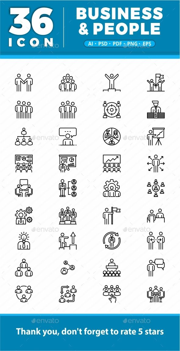 Elegant 36 Business People Icon People Icon Business Icon Icon