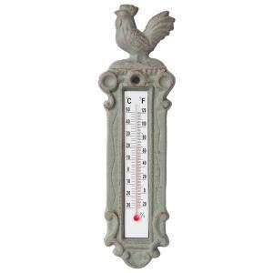 Buiten/tuin Thermometer haan - 8717459536715 - Avantius