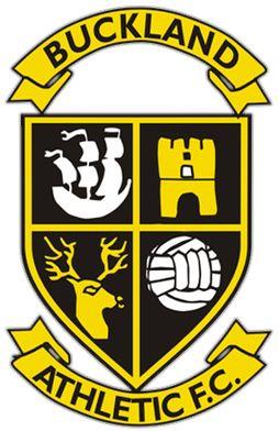 Buckland Athletic of Devon, England crest.