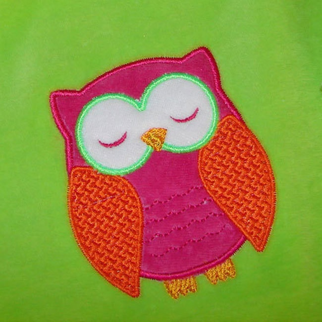 The 50 Best Images About Applique  Owls  On Pinterest
