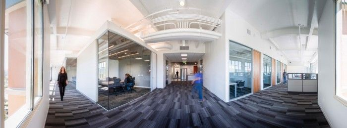 Inside BioMarins Collaborative San Rafael Offices
