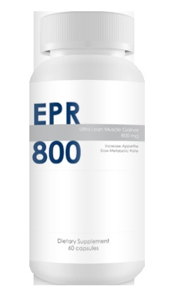 EPR 800 - Revolutionary weight gain formula for those that are feeling a little too skinny