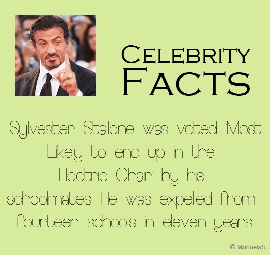 Celebrity Facts That Seem Too Crazy To Be True - Thedelite