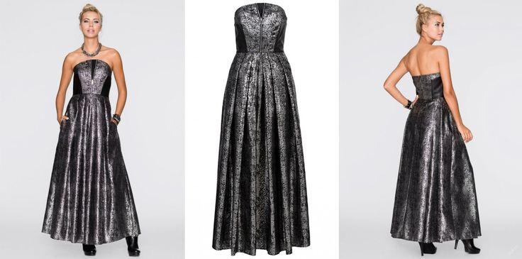 * NOVÉ ,,RAINBOW luxusní dlouhé šaty ve.38,42 -2barvy :: AVENTE ...móda s nápadem