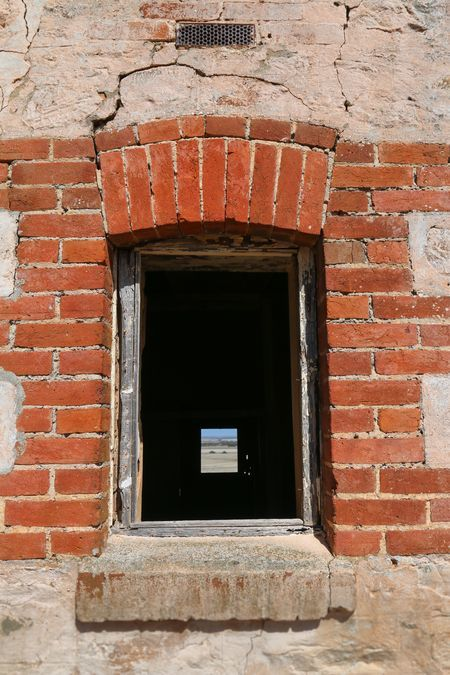 Window to their lives Photo by Sue Hunt -- National Geographic Your Shot