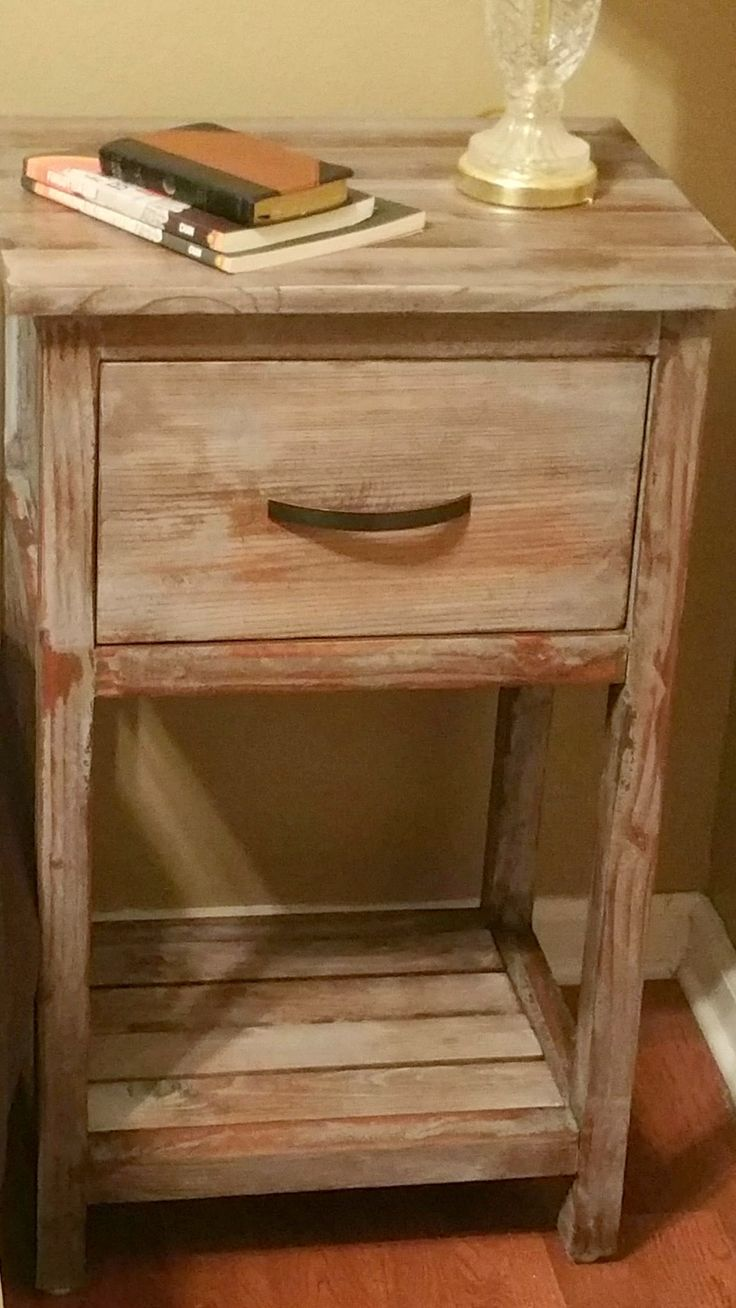Diy Nightstand Master Bedroom Tutorials Pinterest Do It Yourself Ana White And Ps