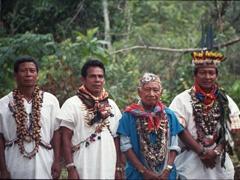 Siona shamans