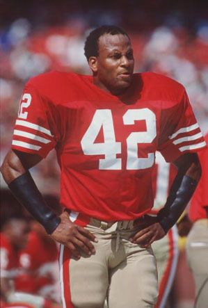 49ers, Ronnie Lott- We just need to remember our legacies and keep living UP to them!