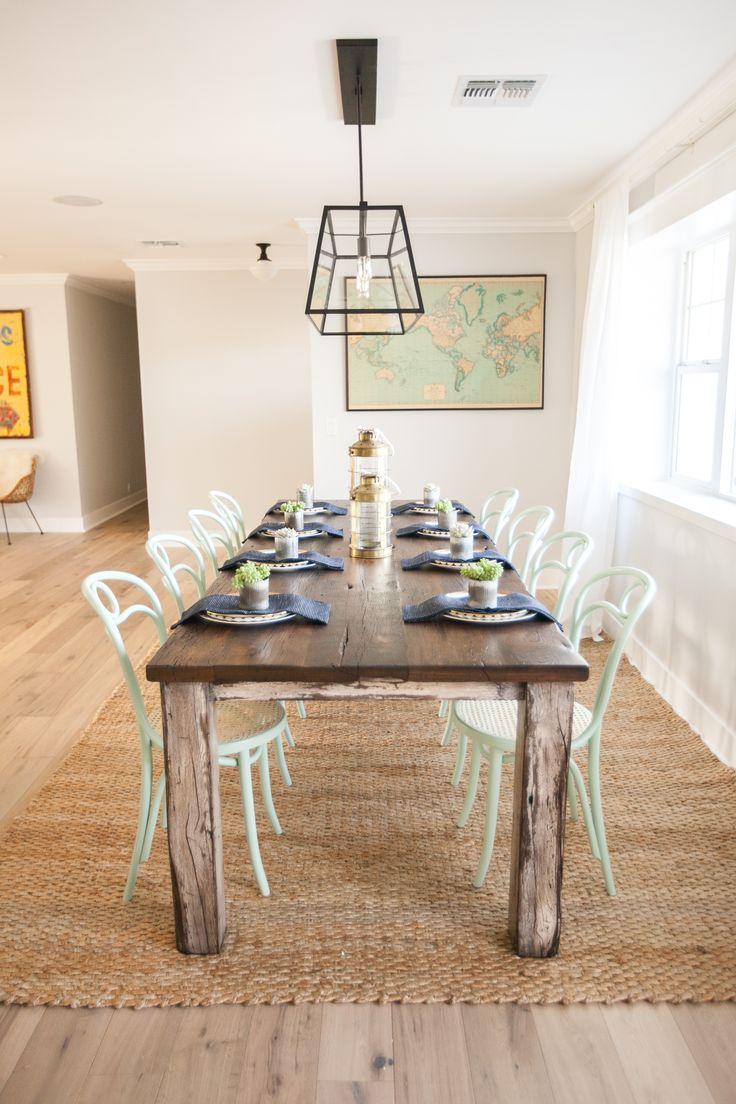 Industral Farmhouse Living Room