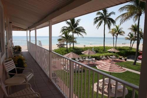 Cheap Hotels in Hollywood (Florida)  Manta Ray Inn Hotel