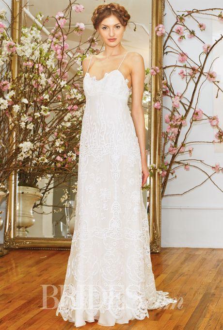 Elizabeth Fillmore Wedding Dress - Spring 2015 Collection