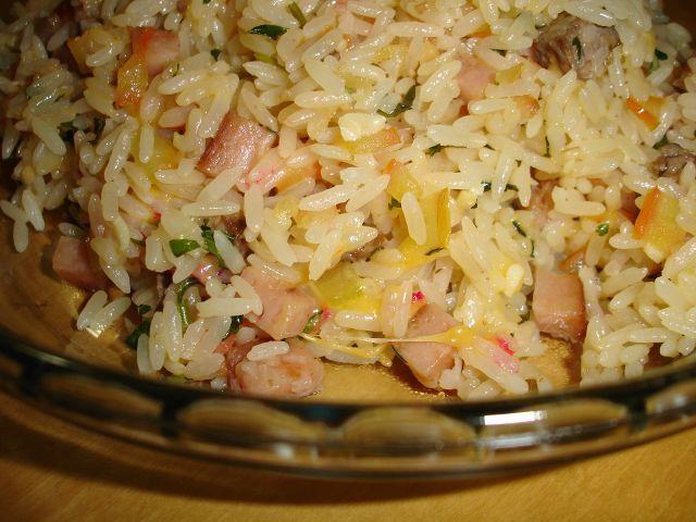 Esta Receta de Arroz con Pollo a la Milanesa corresponde a la forma o variante cubana de preparación. Acá esta la receta: http://www.saborcaribe.tk/arroz-con-pollo-a-la-milanesa/
