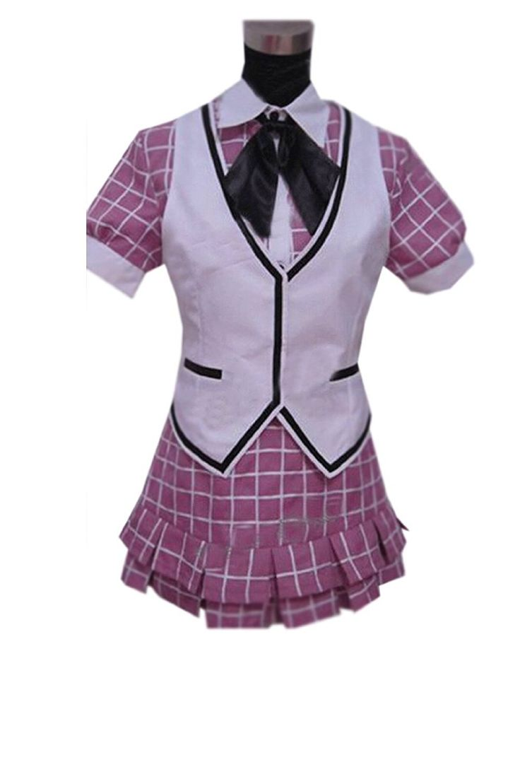Maconaz Riddle Story of Devil Hanabusa Sumireko Cosplay Costume >>> Learn more by visiting the image link.