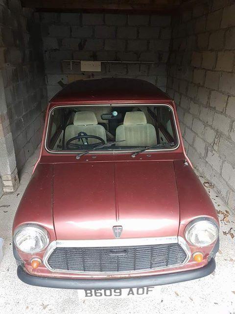 eBay: Austin Mini Mayfair   Minit   Classic mini, Mini cars