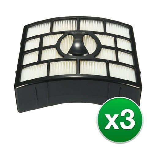 Replacement Vacuum Filter for Shark Rotator Pro Lift-Away Hepa Air Filter Model (3pk)
