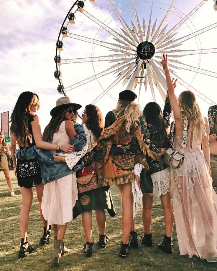 Blogger Style at Coachella