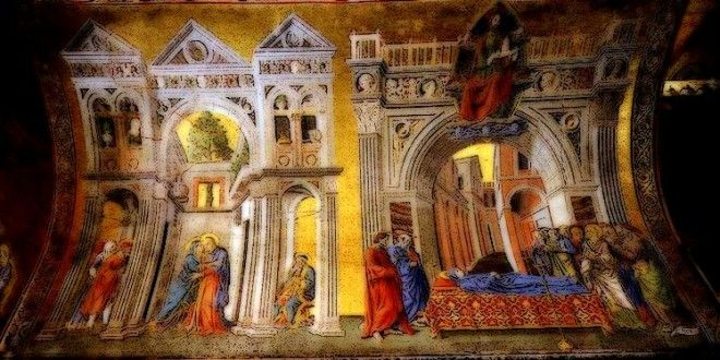 ANDREA DEL CASTAGNO, ITALIAN RENAISSANCE PAINTER: The master of realism gestural, in the shade of Masaccio and Donatello | Meeting Benches