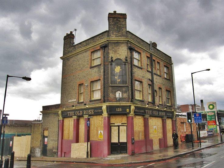 Derelict East London Pubs - Derelict London